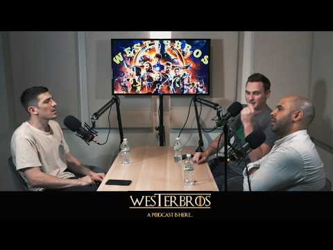 WESTERBROS: AVENGERS INFINITY WAR AND WESTWORLD REVIEW (FULL EPISODE) (SPOILERS)