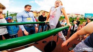 Есения Шляпникова, Стритлифтинг,  +16,3 кг