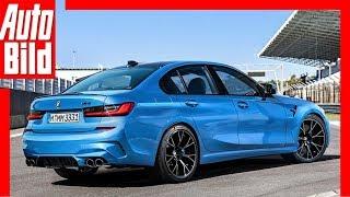 Zukunftsaussicht: BMW M3 (2020) Details / Erklärung
