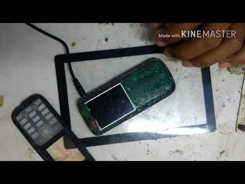 Nokia c1-01 charging but on/off problem
