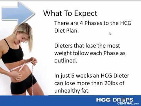 HCG Diet Plan: The Official HCG Diet Plan