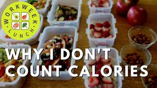 Why I don't count calories anymore