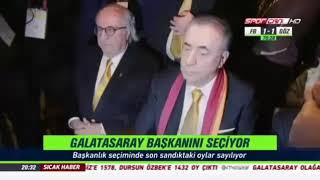 Galatarasay'in Başkanı  Mustafa Cengiz oldu