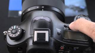 Sony A99 - full hands on review