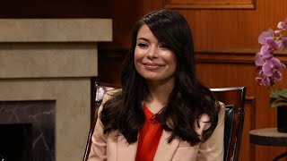Miranda Cosgrove on 'iCarly' cast today, possible reunion | Larry King Now | Ora.TV