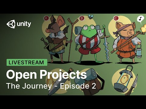 Open Projects: The Journey - Ep. 2