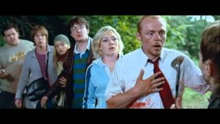 Stock Character Scene - Shaun of the Dead