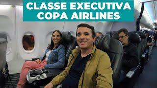 Voando na Classe Executiva da Copa Airlines: BH - Miami