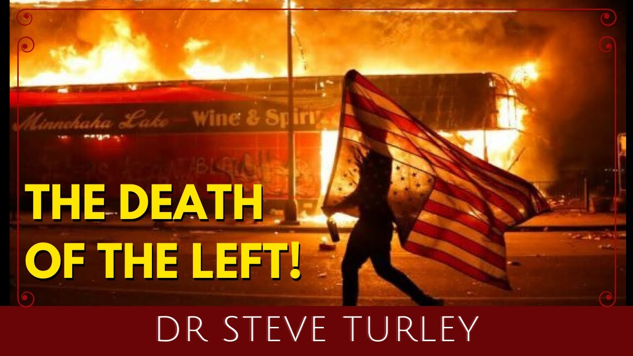 Black Lives Matter TAKEOVER of Democrat Party is DESTROYING the LEFT!!!