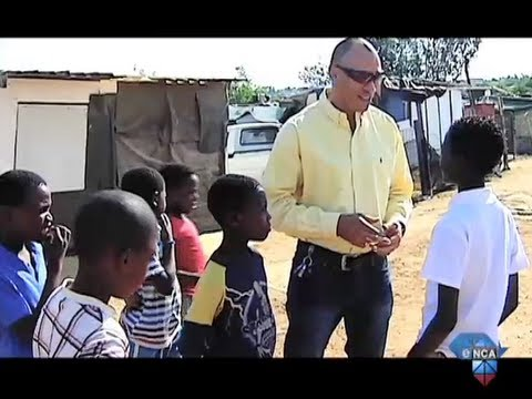 Against All Odds | Jake Scott Helps Diepsloot Youth Get Creative