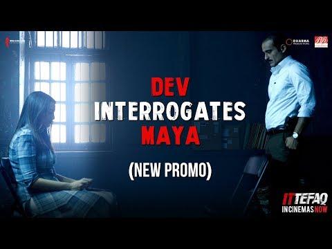 Dev Interrogates Maya | Ittefaq | Sidharth...