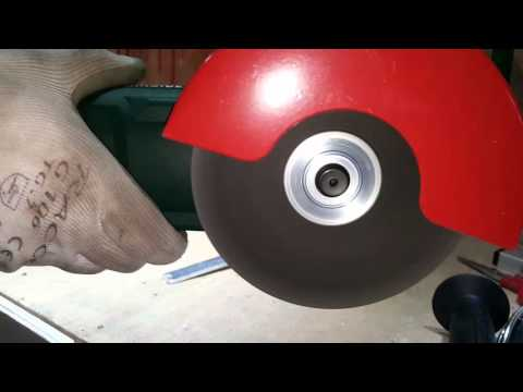 Angle grinder modification shop tools doovi for Smerigliatrice angolare parkside