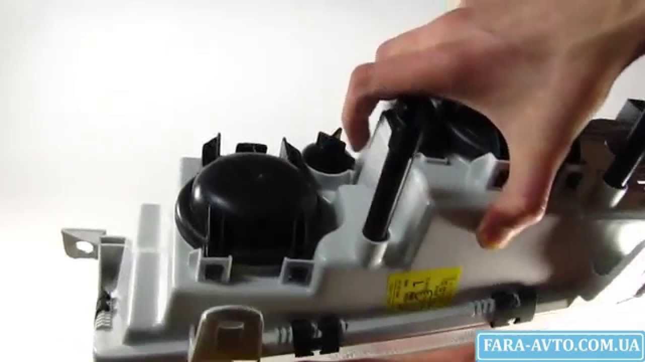 Фара на ВАЗ 2110 Bosch