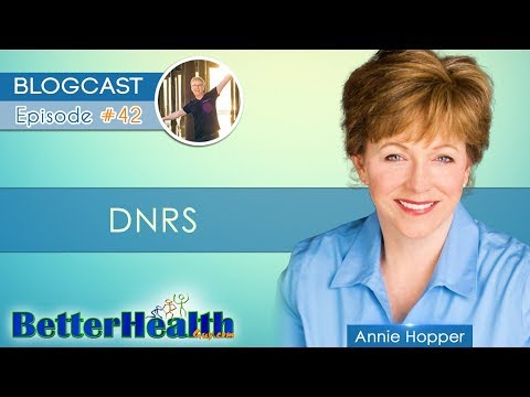 Episode #42: DNRS with Annie Hopper