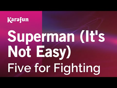 Karaoke Superman (It
