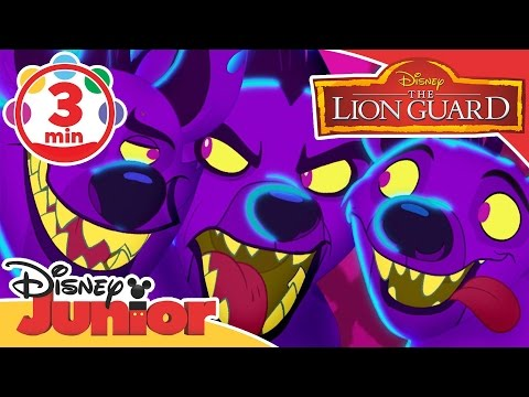 Musical Moments   Lion Guard: Tonight We Strike   Disney Junior UK