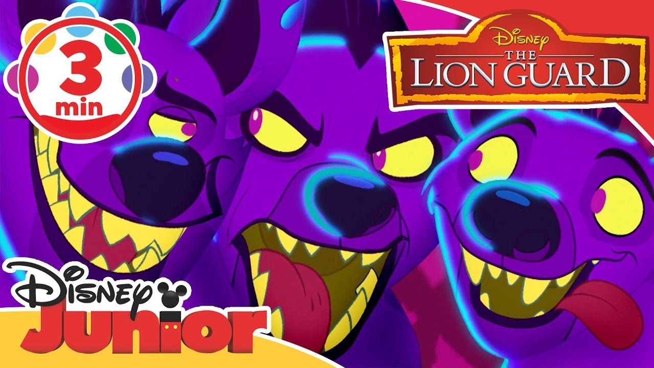 Musical Moments | Lion Guard: Tonight We Strike | Disney Junior UK