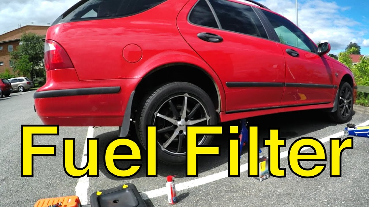 diy video saab 9 5 fuel filter replacement saabcentral forums saab 9 3 convertible engine diagram on saab 9 5 fuel filter location [ 1280 x 720 Pixel ]