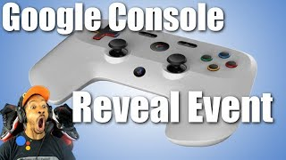 Google Console Reveal Event Live Reaction | Stadia Anounced | Google GDC 2019 Gaming Announcement