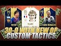 I GOT 30-0 WITH NEW OP CUSTOM TACTICS - FIFA 19 FUT CHAMPIONS HIGHLIGHTS