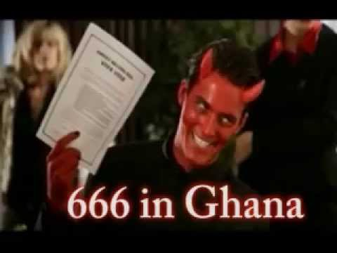 Ghana President has Joined Illuminati 666 Antichrist Group (African Language) Ghanaian Twi