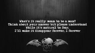 Avenged Sevenfold - Paradigm [Lyrics on screen] [Full HD]