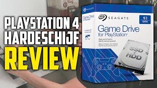 PS4 Seagate Hardeschijf Review (1TB SSHD)