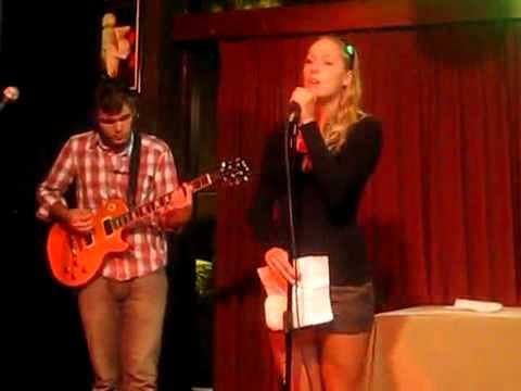 Different Lives- Ernie Halter (cover at Brisku's Open mic) 7_30_09