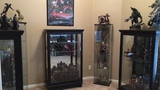 22nd Collection Update With Hot Toys (New Collection Room!) August 8, 2015