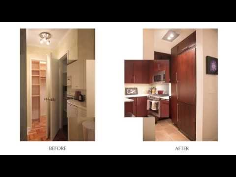 Incredible Modern NYC Apartment Renovation Before & After  – E 80th St
