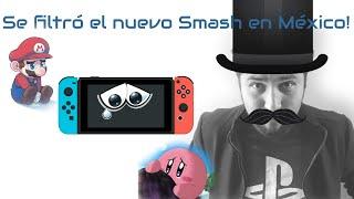 Se filtra Super Smash Bros. Ultimate! Nintendo está triste 😢
