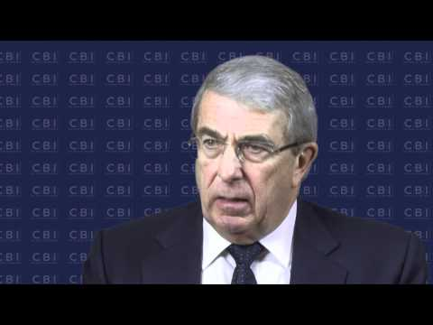The benefits of CBI membership - Sir Roger Carr