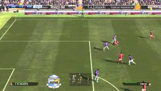 PES 2015 - Pc Preview Code Full Match Gameplay [HD]
