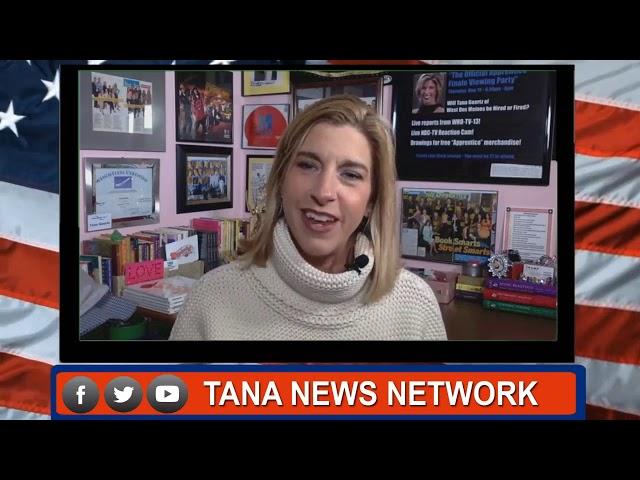 Tana News Network  - Tis the season to be jolly. 😂 Right?
