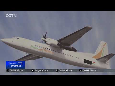 Nigerien entrepreneur establishes airline to improve business prospects