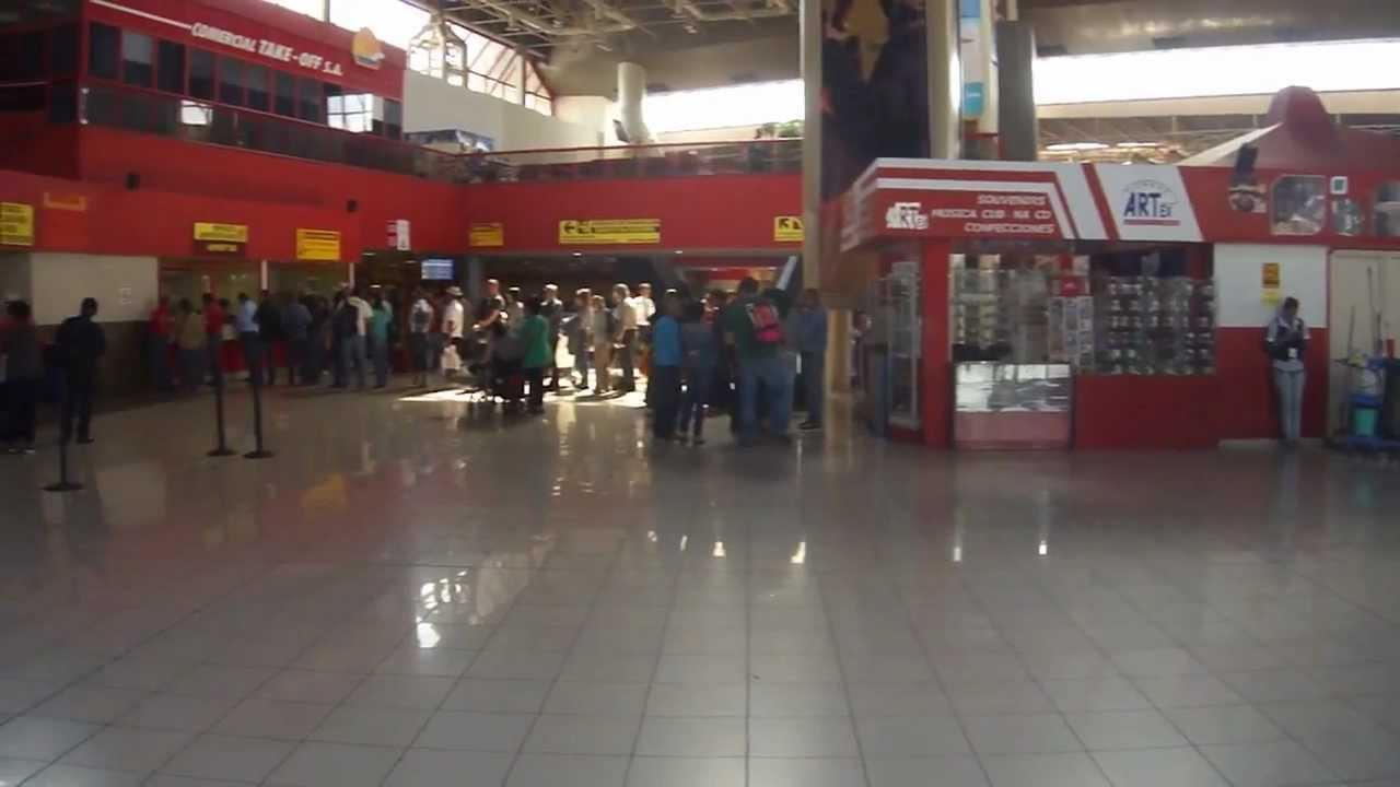 Aeroporto Havana Arrivi : Aeroporto de havana havana airport hav youtube