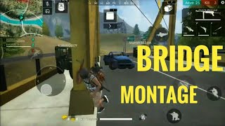 Bridge Montage Ranked Purgatory | Free Fire Squad Game Play | SPS | Tamil