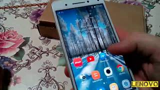 Lenovo vibe S1 battery unboxing and replacement