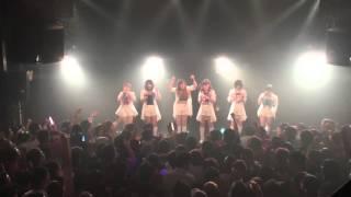 2016.4.21 Tokyo Candoll準決勝@渋谷club asia 1.追跡☆初恋フレイバー 2...