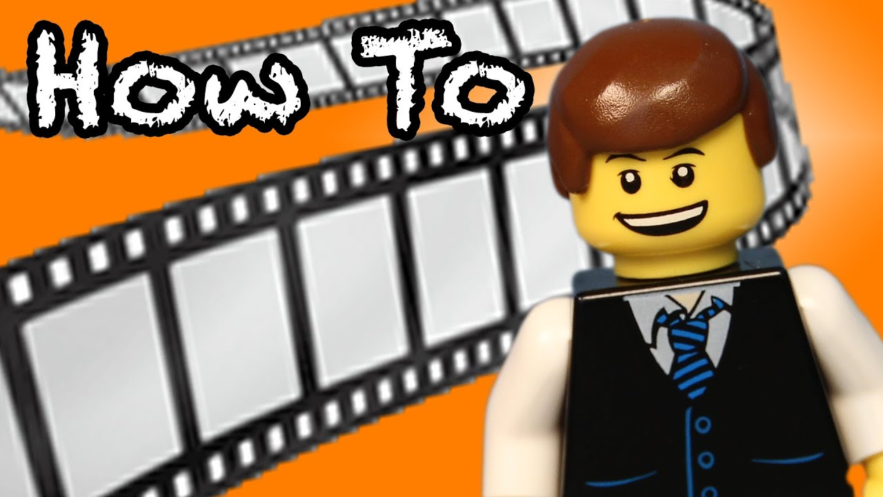 How to Make a LEGO Animation