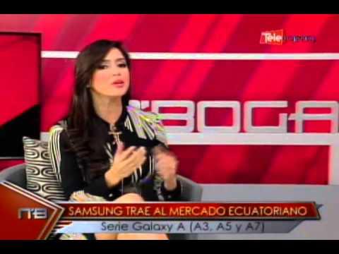 Samsung trae al mercado ecuatoriano Serie Galaxy A (A3, A5 y A7)