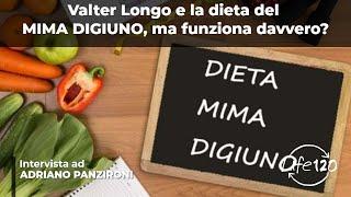 La Dieta del MIMA DIGIUNO di Valter Longo funziona davvero?