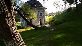 На этом месте Сергий Радонежский молился и забил источник