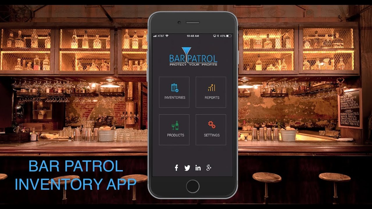 Why Bar Patrol Inventory App is Different