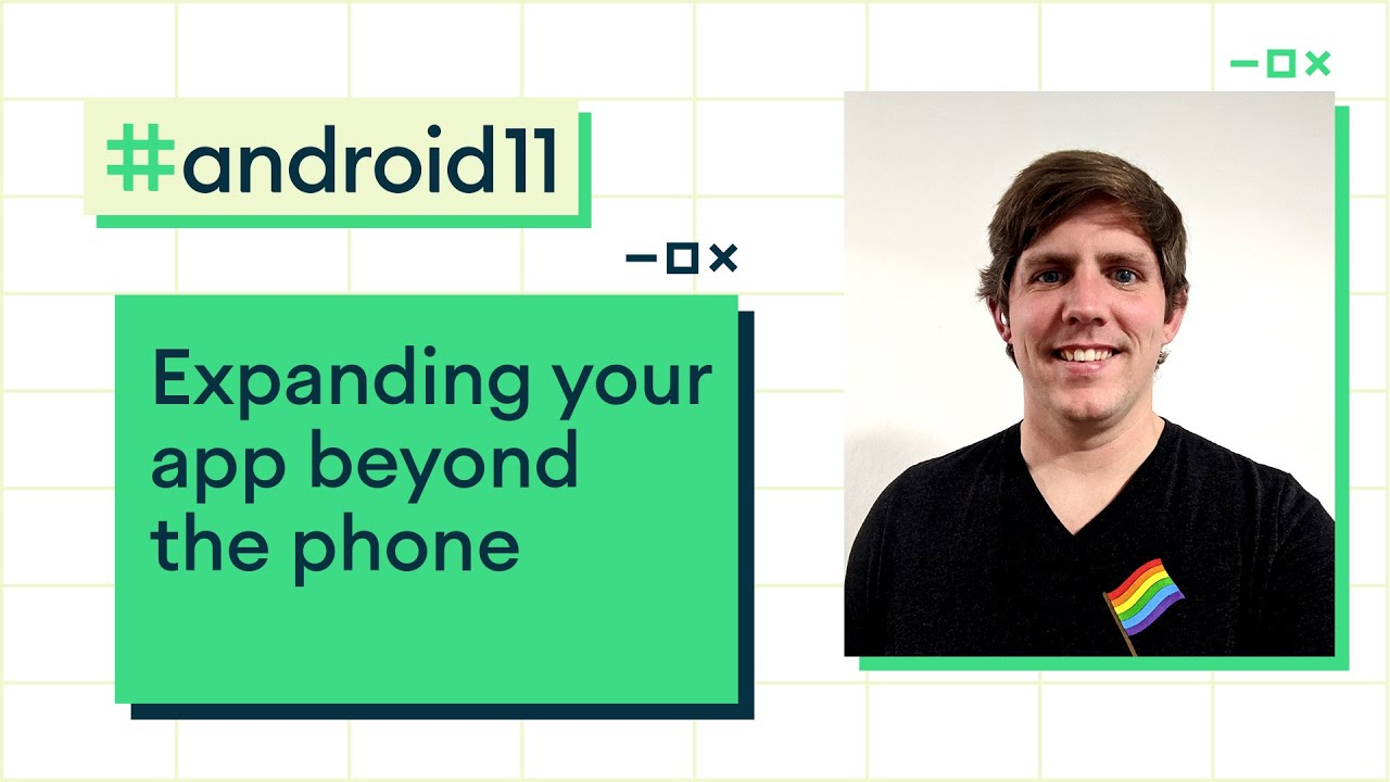 Expanding your app beyond the phone