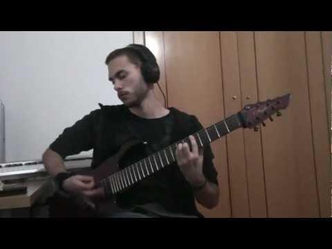 Sonny Moore - Turmoil (Skrillex Remix) Guitar Cover