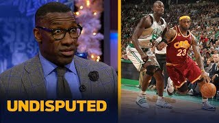 Download Skip and Shannon react to Kevin Garnett's claim Celtics 'broke' LeBron in 2010 | NBA | UNDISPUTED Mp3 and Videos
