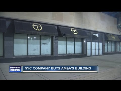 NYC Buyer For Buffalo AM&A's Building