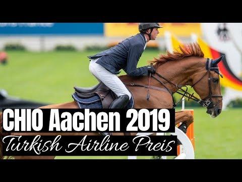 🇬🇧 Ben Maher & Explosion W   Turkish Airline Preis 2019  CHIO Aachen 2019