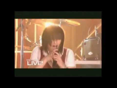 Ashlee Simpson Live at AOL Music Concert 2004